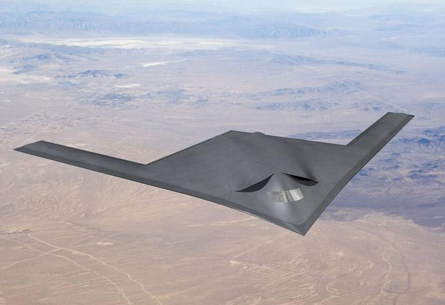 USAF next-gen bomber