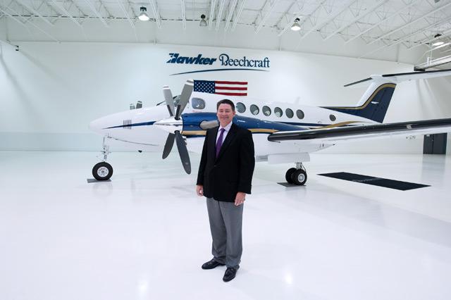 7000th King Air