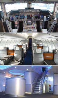 747-8 INTERIOR