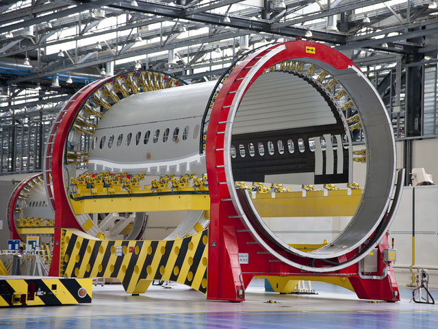 787 structure