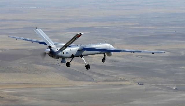 Anka UAV - TAI