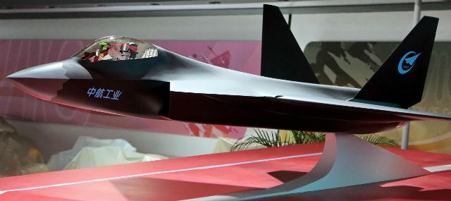 AVIC J-31 model - Rex Fetures