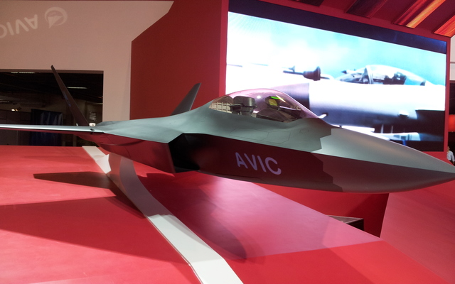 AVIC stealth fighter 2 large