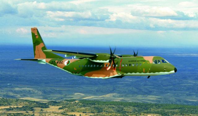 C295 Algeria - Airbus Military
