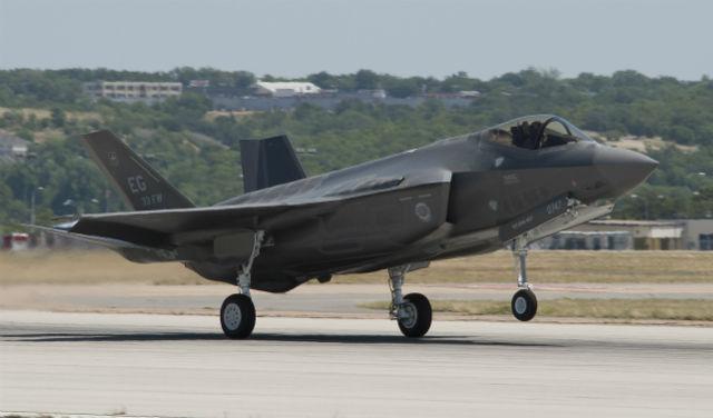 F-35A Eglin - Lockheed Martin
