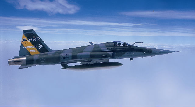 F-5EM - Embraer