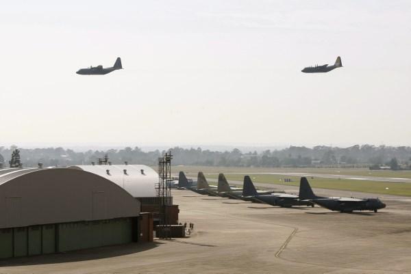 raaf c-130H