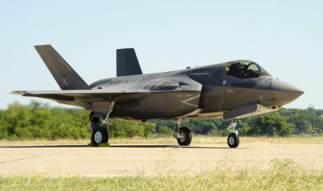 UK F-35B - Lockheed Martin