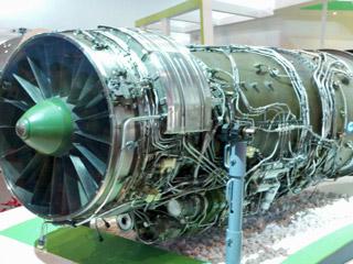 WS-10 engine