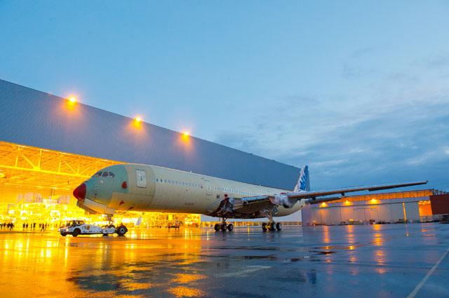 A350XWB prototype