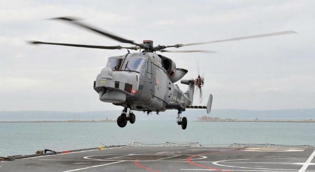 Lynx Wildcat RN - Crown Copyright