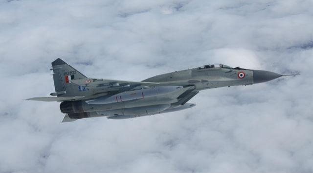 MiG-29UPG - RAC MiG