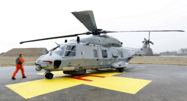 NH90 Norway - Norwegian defence ministry