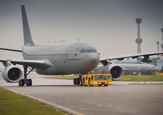 RAF A330 Voyager MRTT