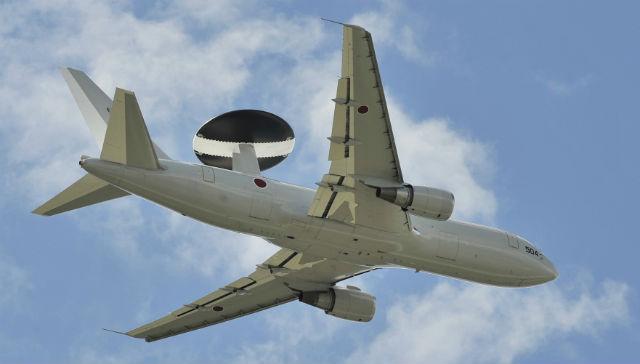 767 AEW Japan - USAF