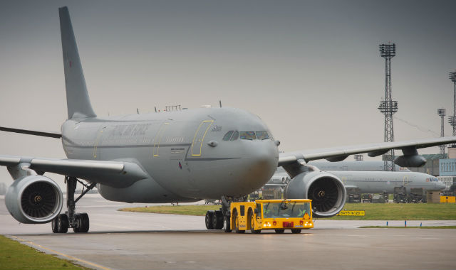 A330 Voyager - Crown Copyright