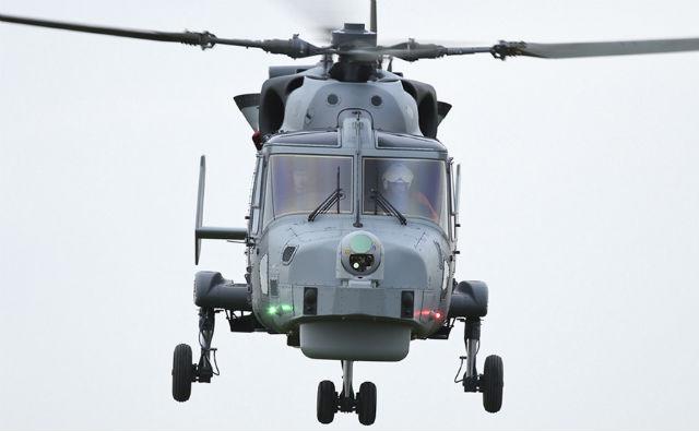 AgustaWestland Wildcat front - Crown Copyright