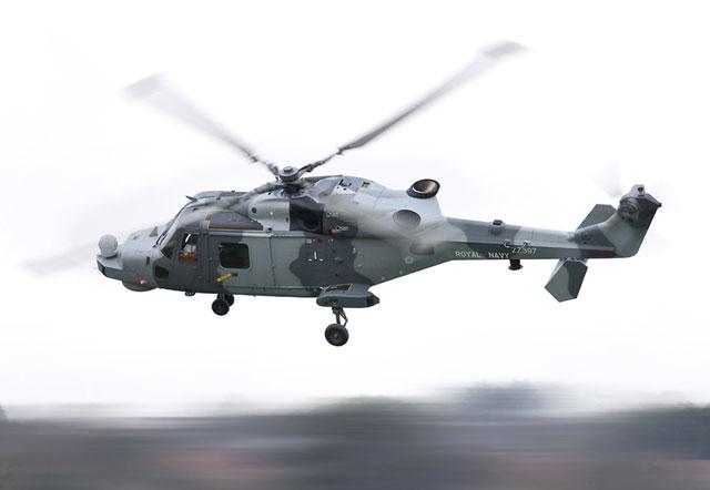 AgustaWestland Wildcat HMA2
