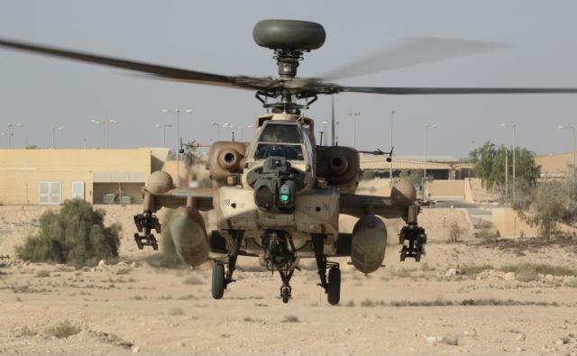 AH-64 Apache - Israeli air force magazine