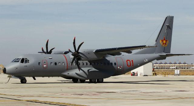 C295 Kazakhstan - Airbus Military