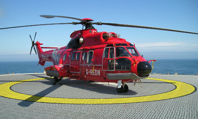 EC225 - Bond Helicopters
