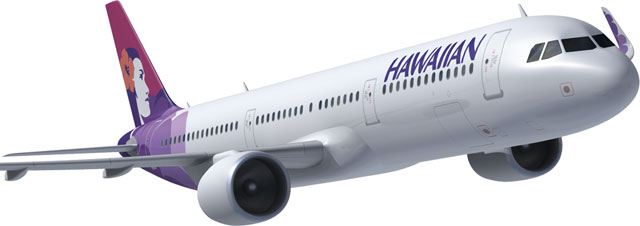Hawaiian Airlines A321 neo