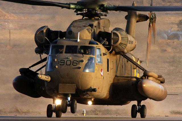 Israeli air for CH-53