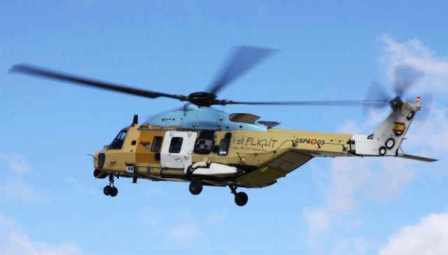 NH90 Spain - Eurocopter