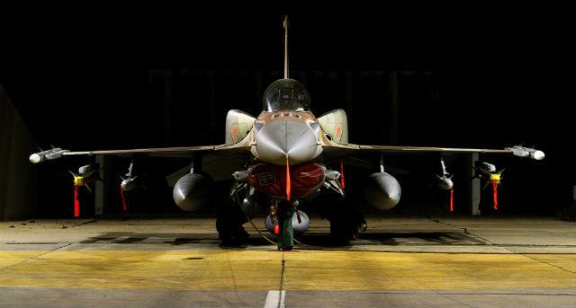 F-16I - Israeli air force