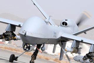 RAF Reaper UAV