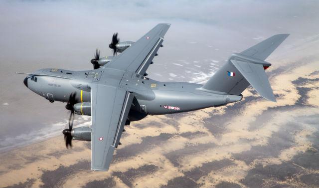 A400M MSN7 - Airbus Military