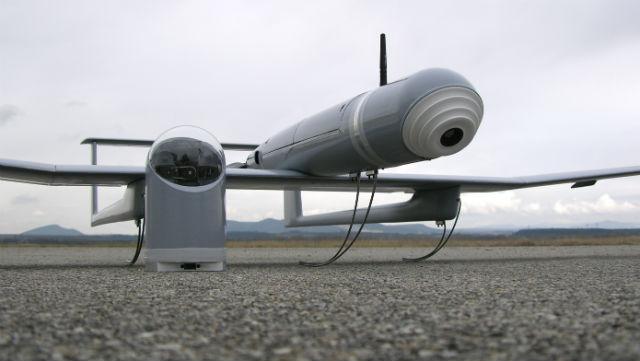 DVF 2000 UAV - Cassidian