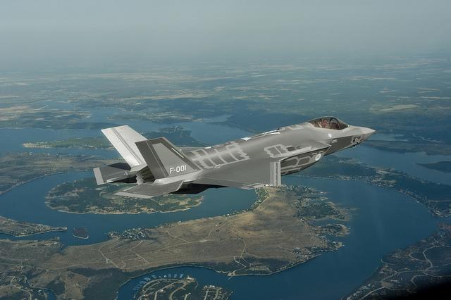 First RNLAF F-35A