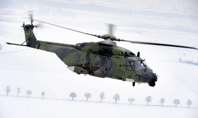 German NH90 TTH - Eurocopter