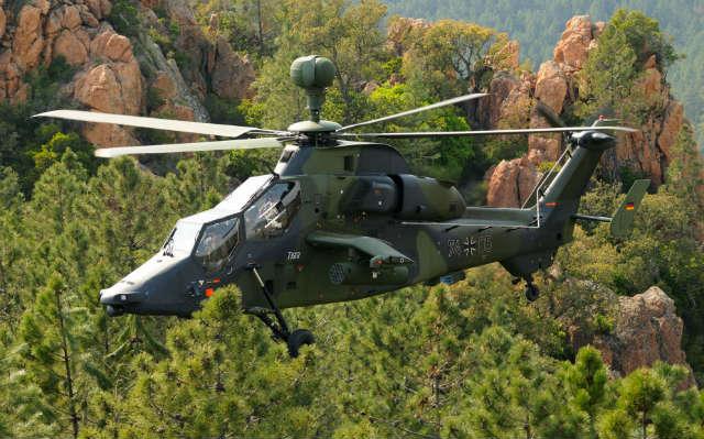 German Tiger UHT - Eurocopter