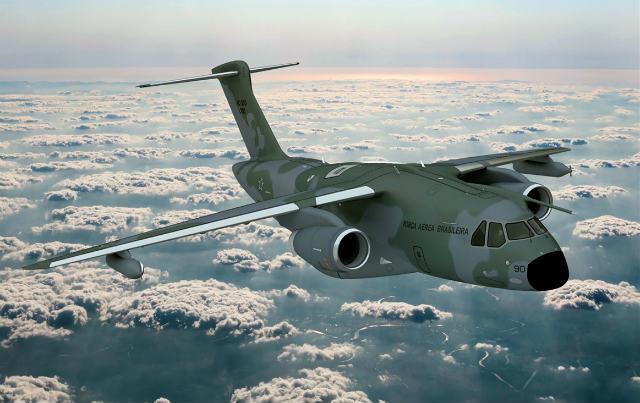 KC-390 - Embraer