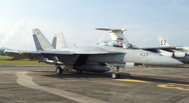 Super Hornet CFTs LIMA - Flightglobal