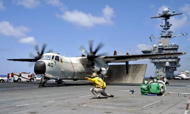 C-2 Greyhound - US Navy