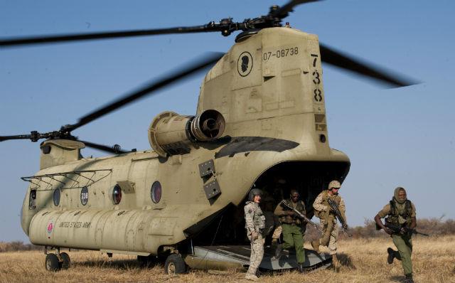 CH-47F - US DoD