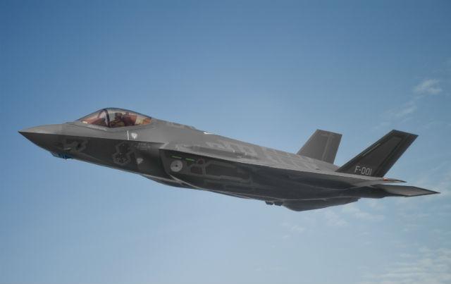 F-35A Dutch - Lockheed Martin