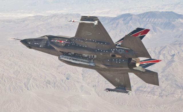 F-35A - Lockheed Martin