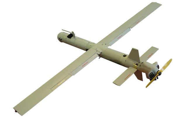 Hero 400 UAV - UVision