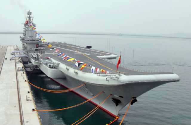 Liaoning - Rex Features