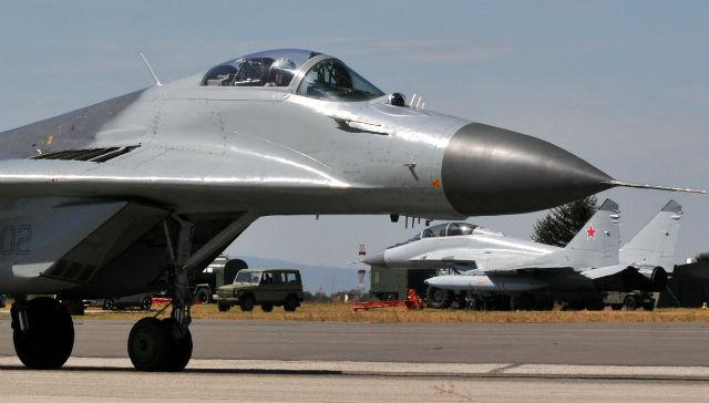 MiG-29 pair - Igor Salinger