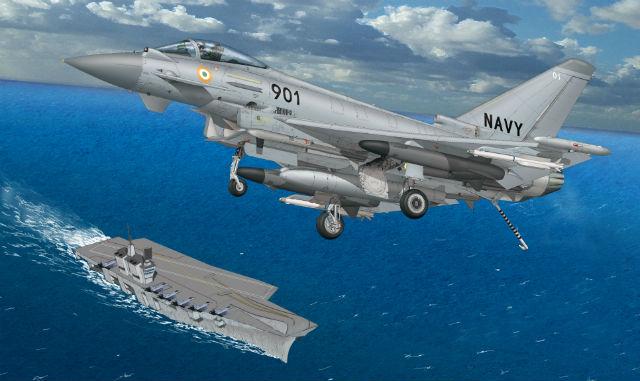 Naval Typhoon - Eurofighter