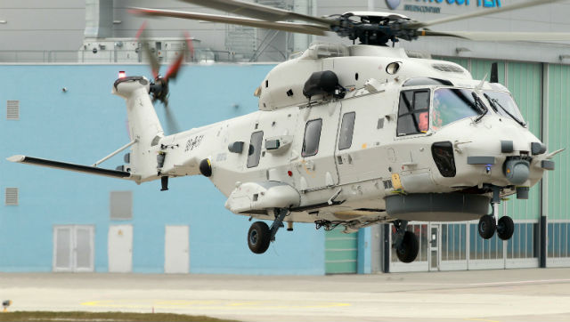 NH90 NFH Belgium - NH Industries