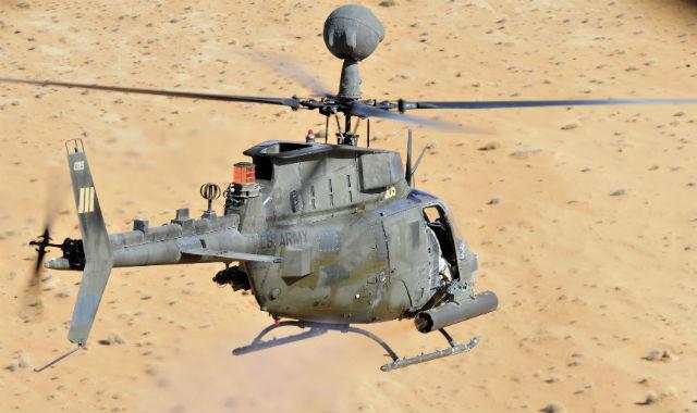OH-58 Kiowa - US Army