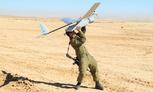 Skylark UAV - Rex Features