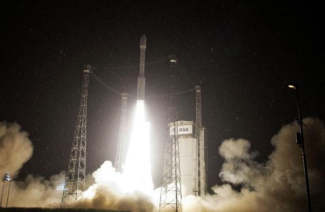 ESA Vega launcher