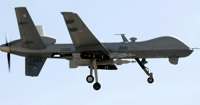 RAF Reaper - Crown Copyright